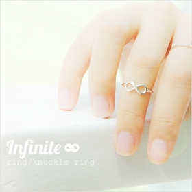 아론 무한 ring/knuckle ring