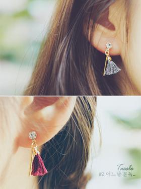 ★주문폭주★어느날 문득 earring[태슬귀걸이]