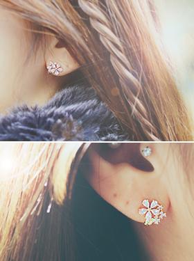 ★실버침★루아의 정원 earring